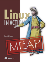 Linux in Action cover image