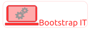 Bootstrap IT icon